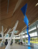 O2 Ribbon, architectural metalwork-project