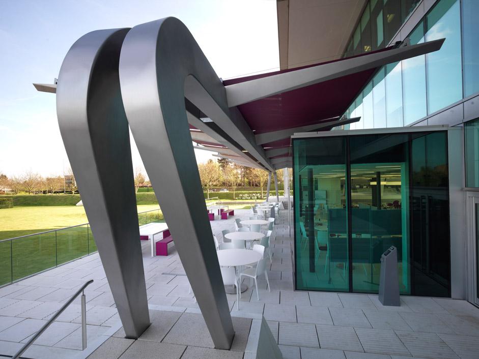 ... stainless-steel-canopy-9 ... & Stainless Steel Canopy | Stainless Steel Sculpture by m-tec